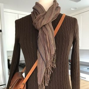 Women's Merona Cableknit Sweater